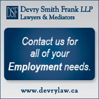 Employer Law & Employment Law Toronto